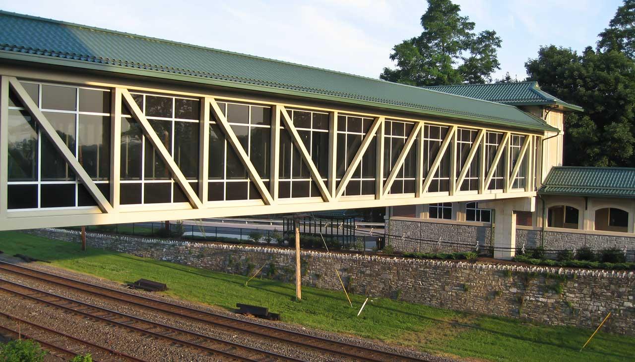 The Hershey Intermodal Facility